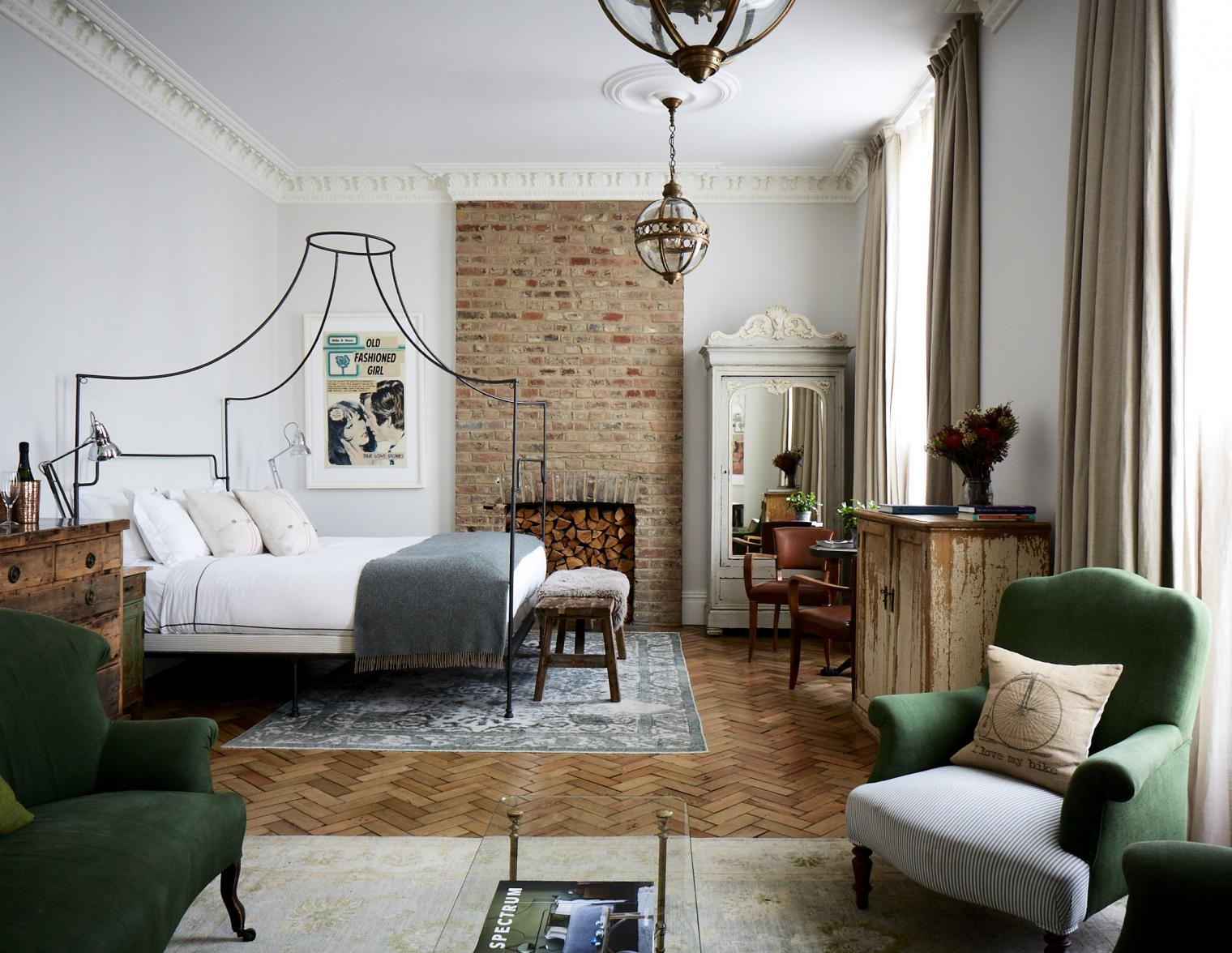 Get the look londons most enviably eclectic boutique hotel