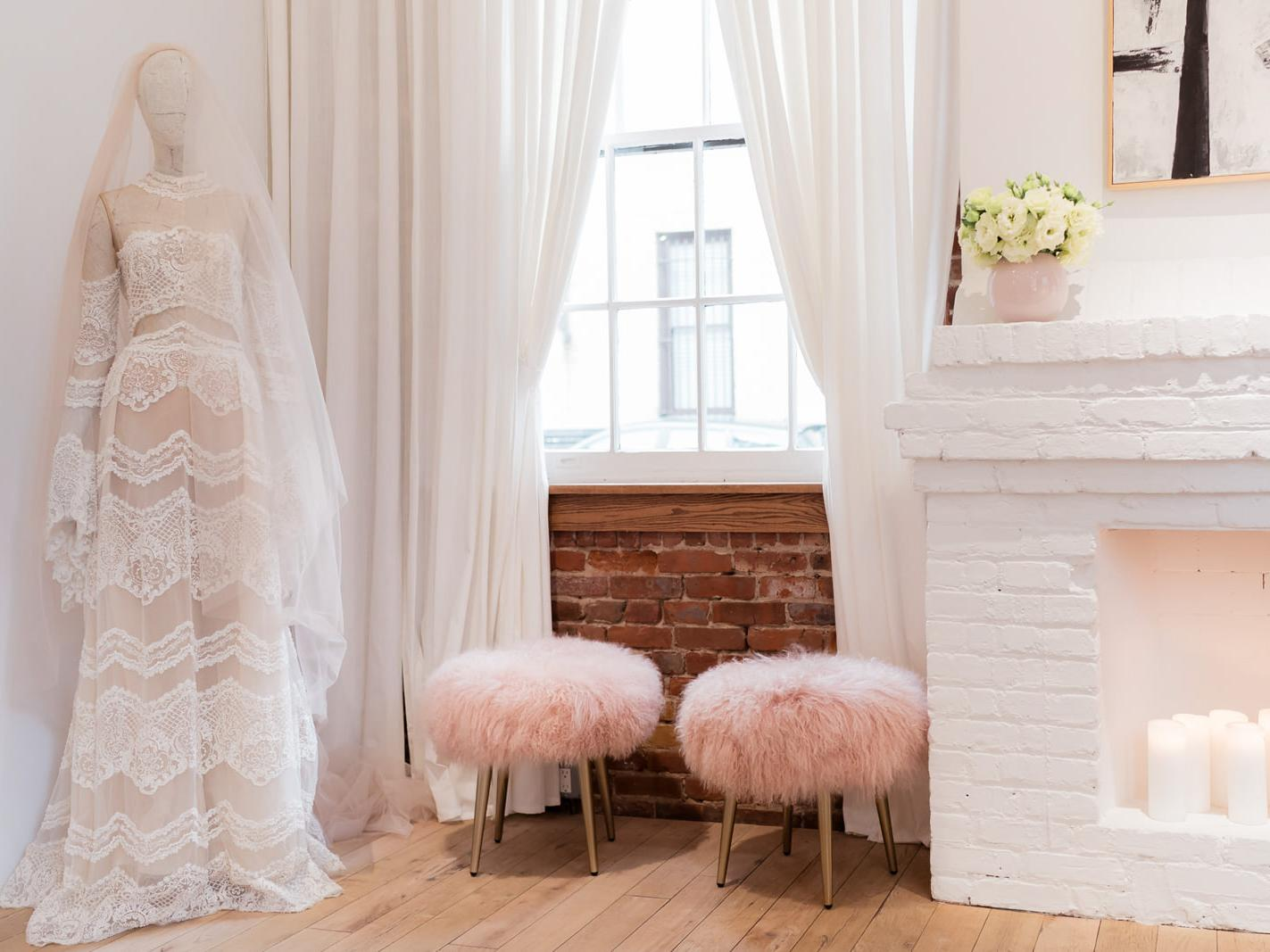 The Best Wedding Dress Boutiques Salons In Nyc