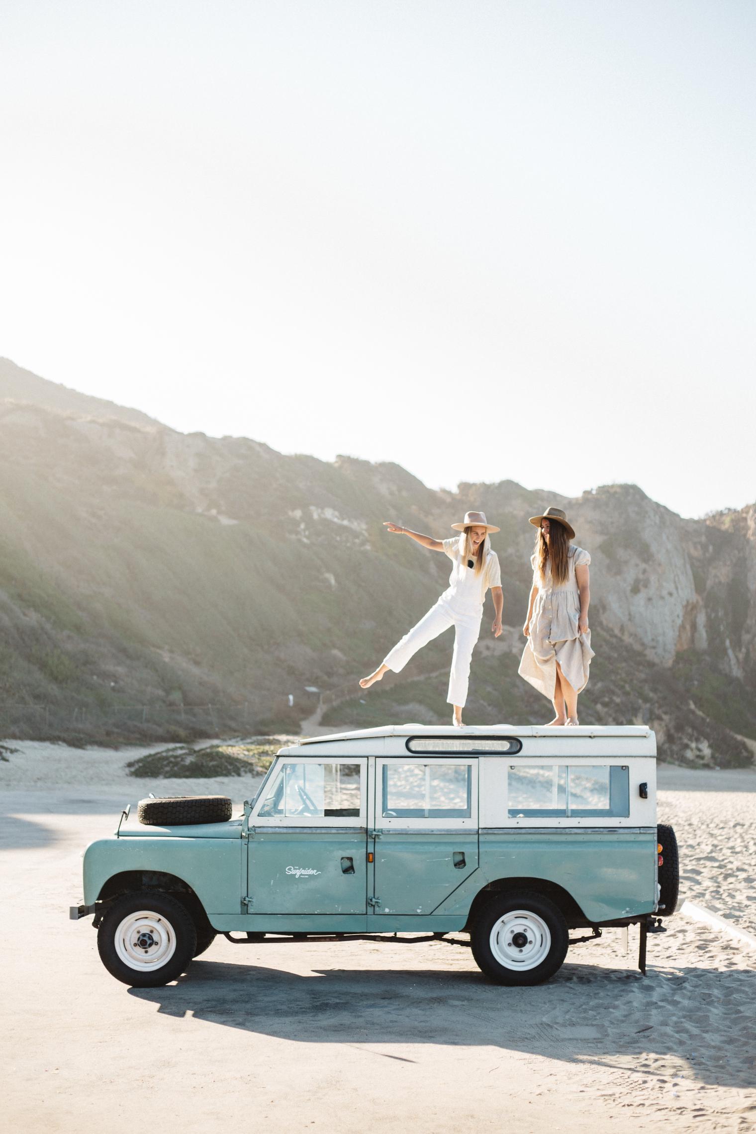 7 Cool California Girls Getaways