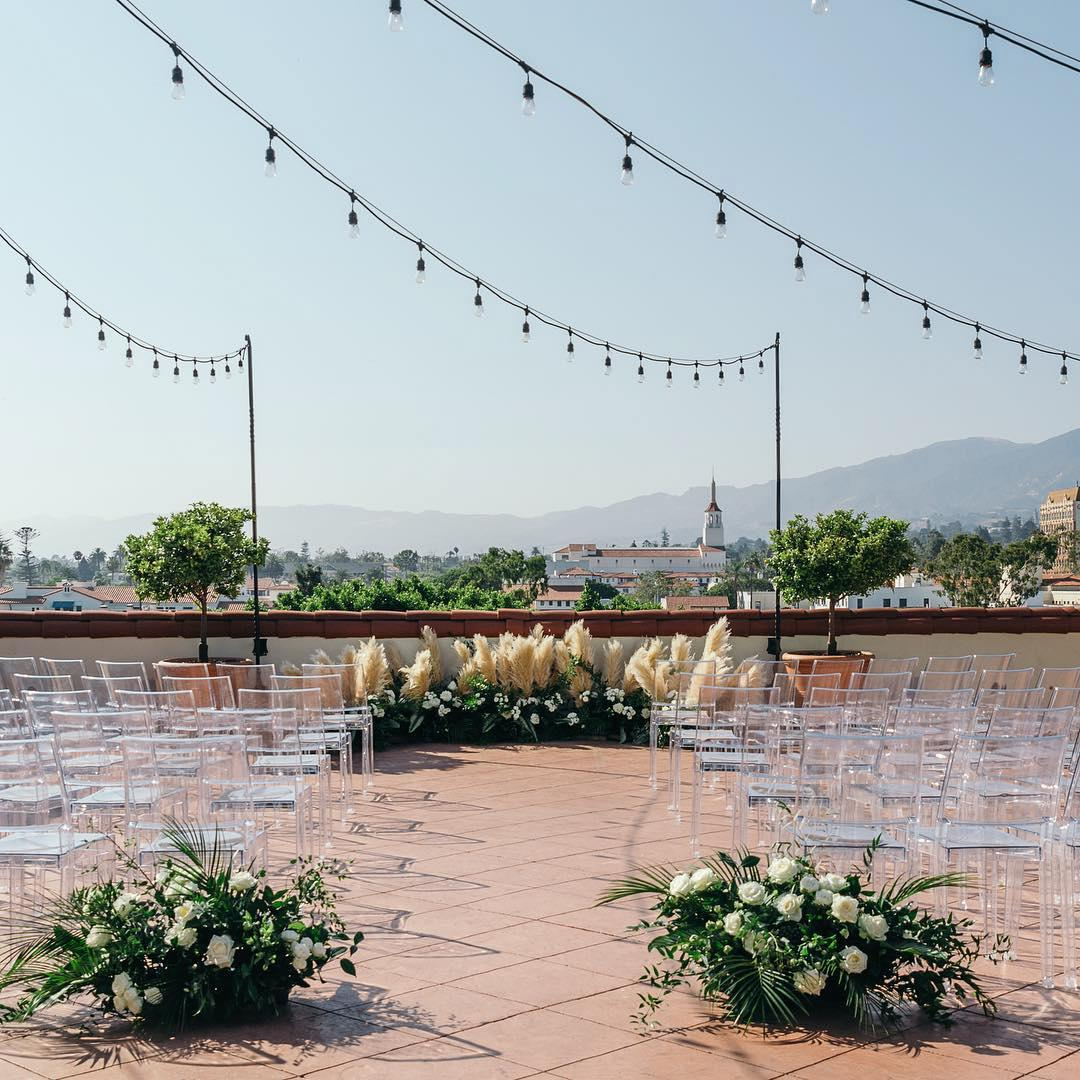 The Dreamiest Wedding Venues In Santa Barbara County