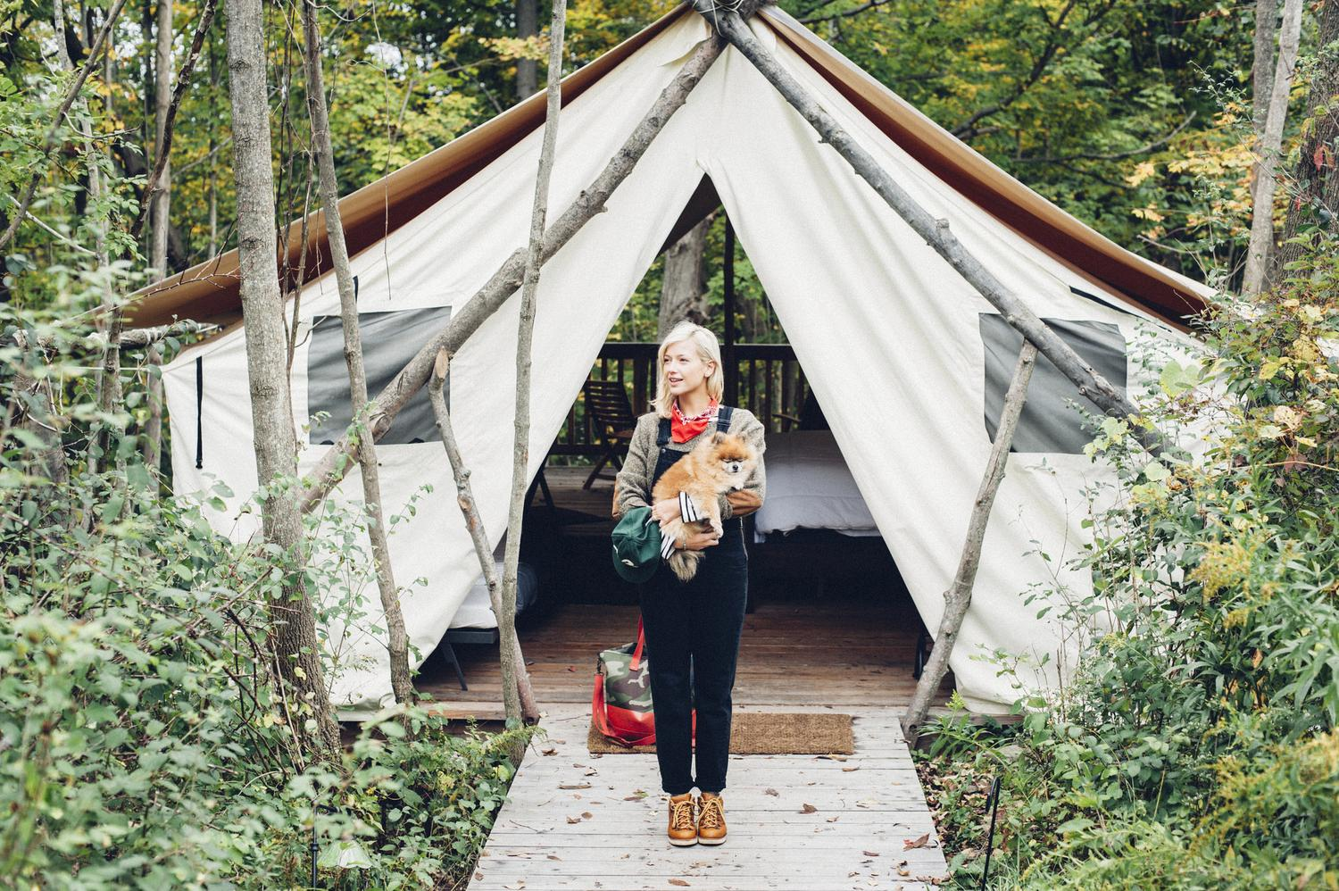 The Ultimate Guide To Glamping Around the Globe