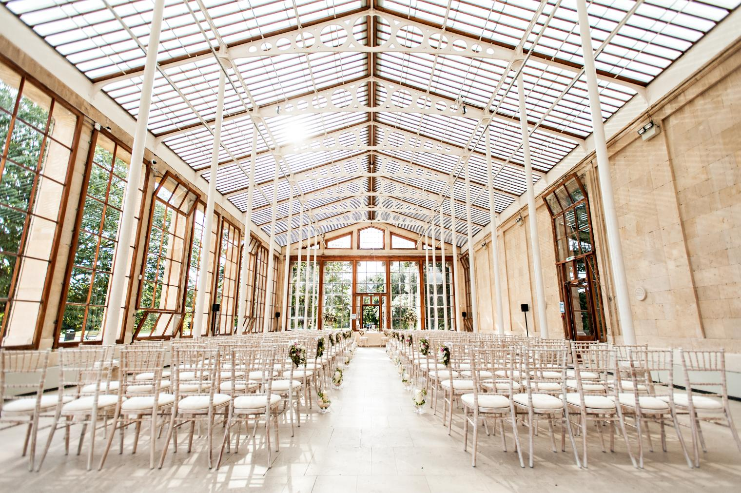 Elegantly modern wedding venues in london junglespirit Images