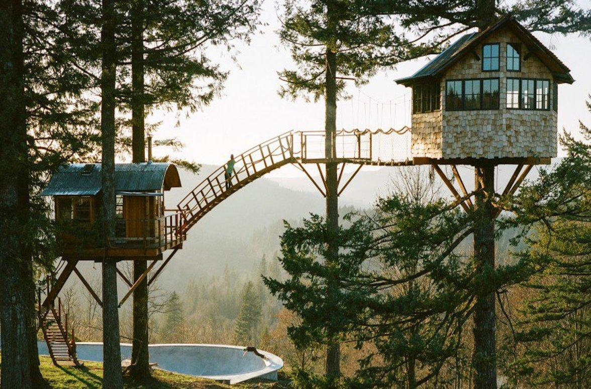 28 Of The World S Most Amazing Treehouses