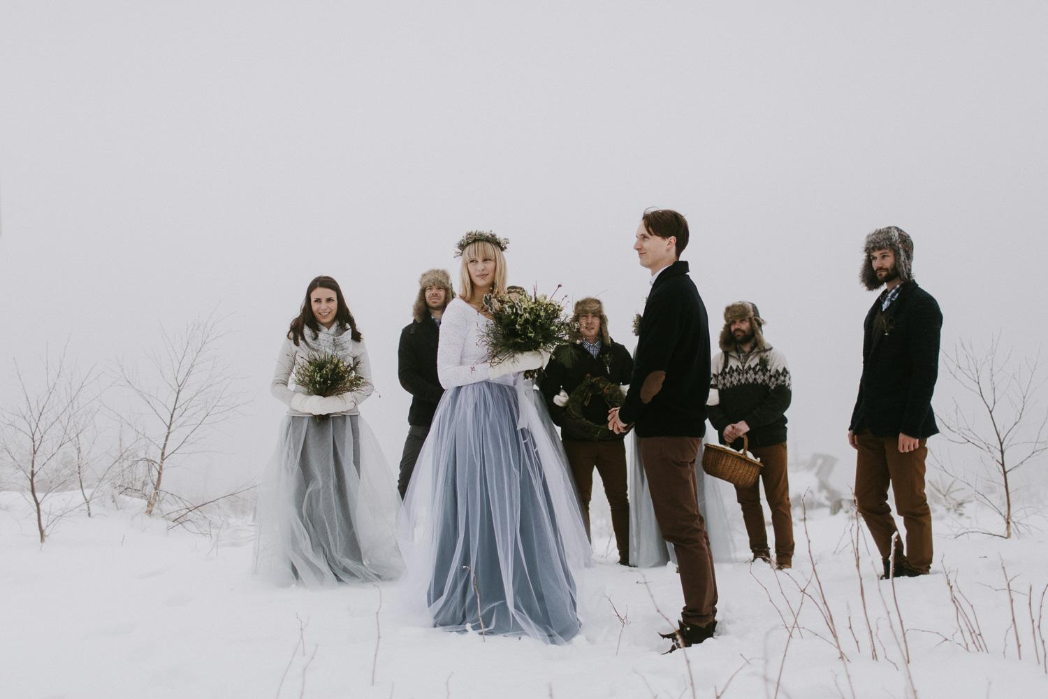 14 Ideas We Are Loving For Winter Weddings