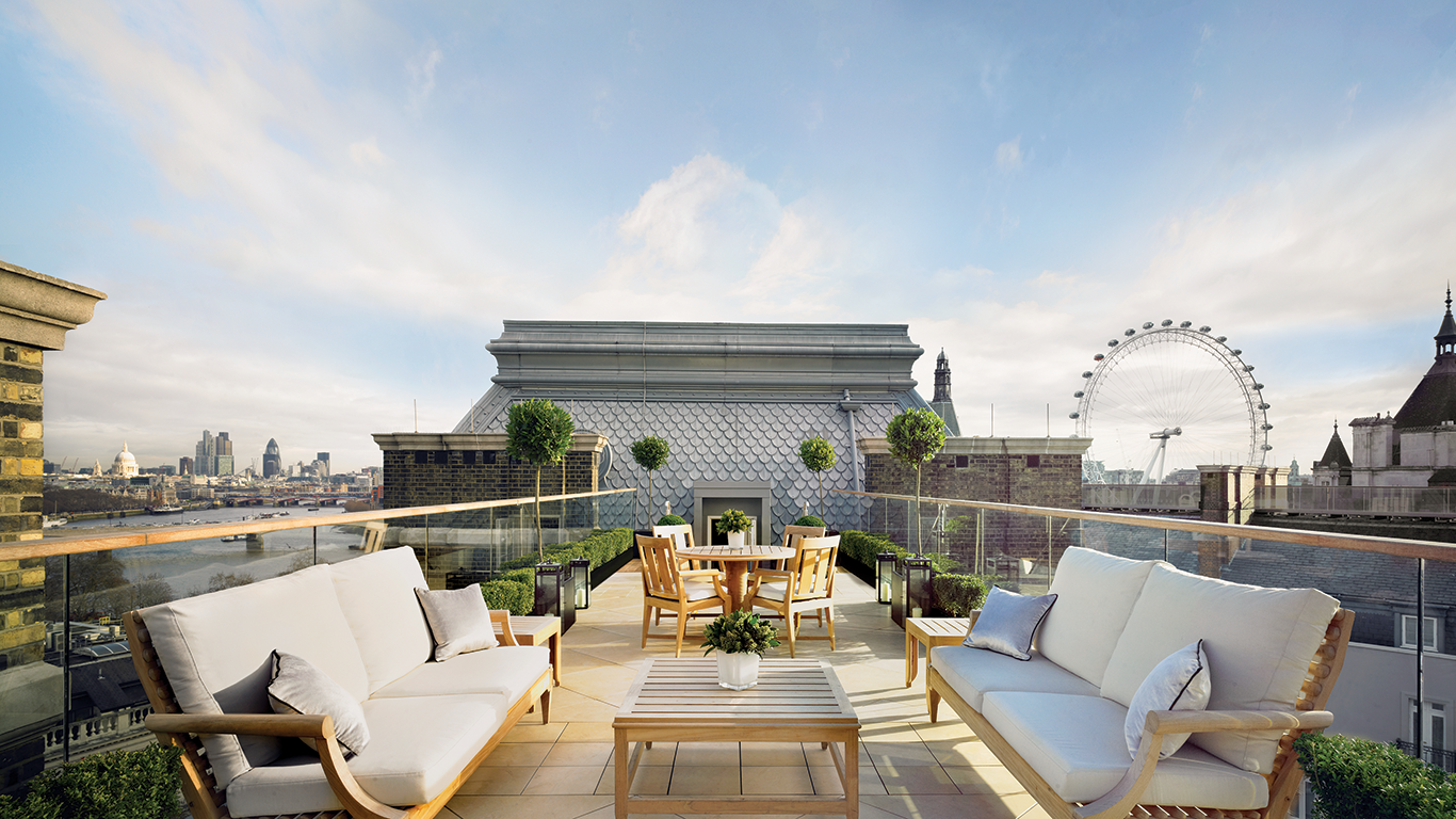 Top 20 Rooftop Bars in London