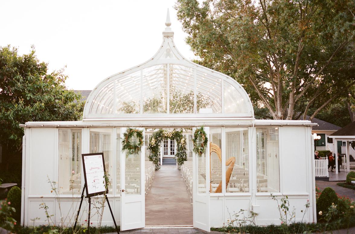 Top Glasshouses Greenhouses And Conservatory Venues In The Us