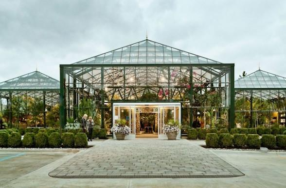Top Glasshouses Greenhouses And Conservatory Venues In