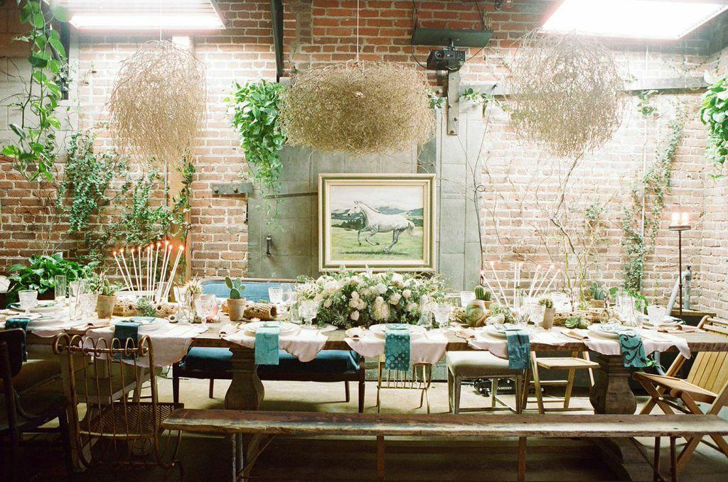 Top Style For Your Bohemian Dinner Party Venue Tips