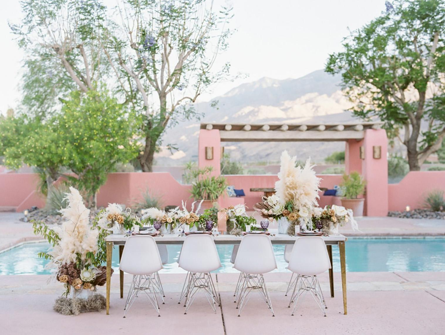 Our Favorite Venues To Host The California Pool Party Of Your Dreams