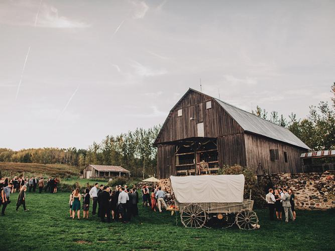90 Beautiful Barn Venues Across the USA