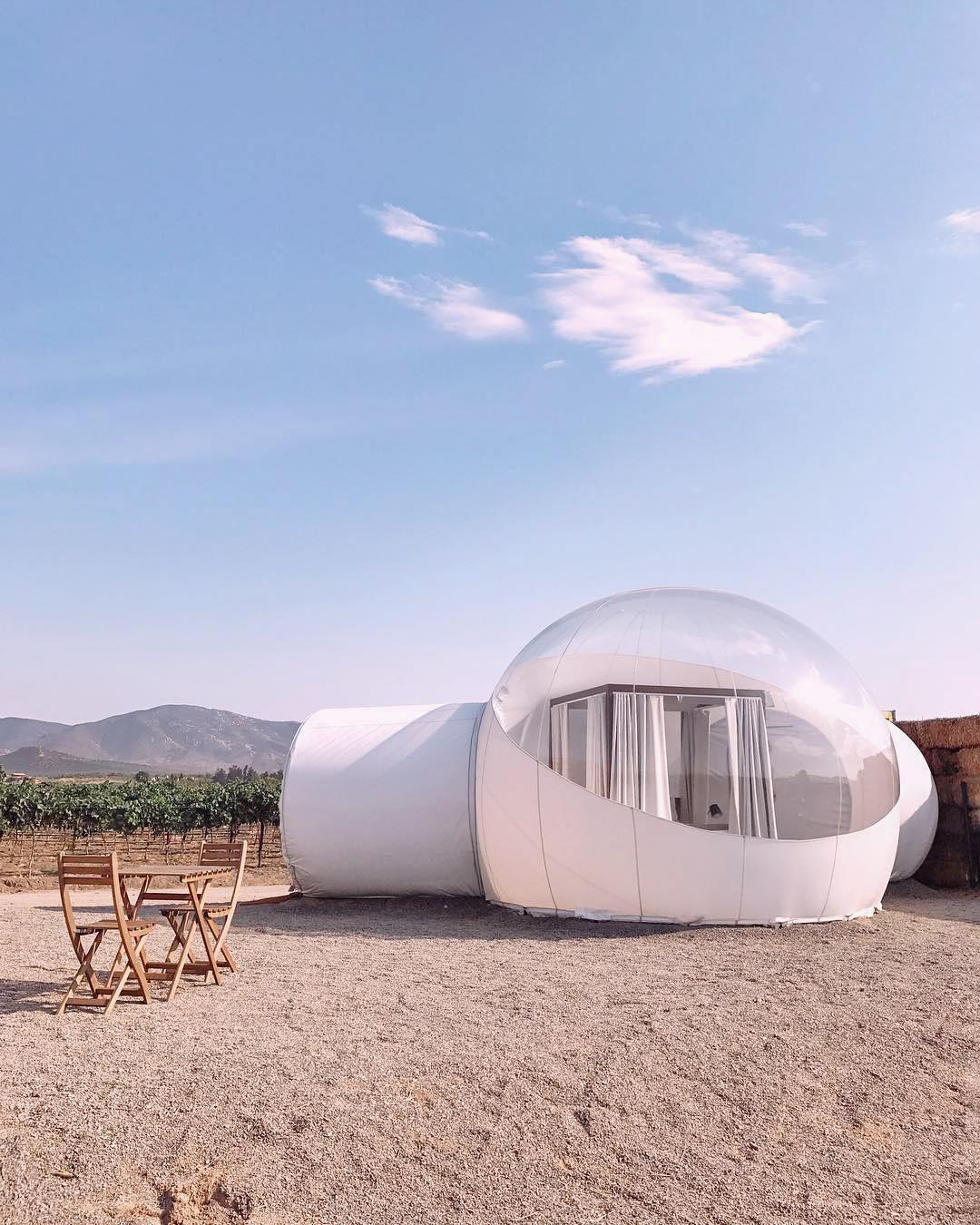 浪漫的野外露营 帐篷酒店坎佩拉酒店