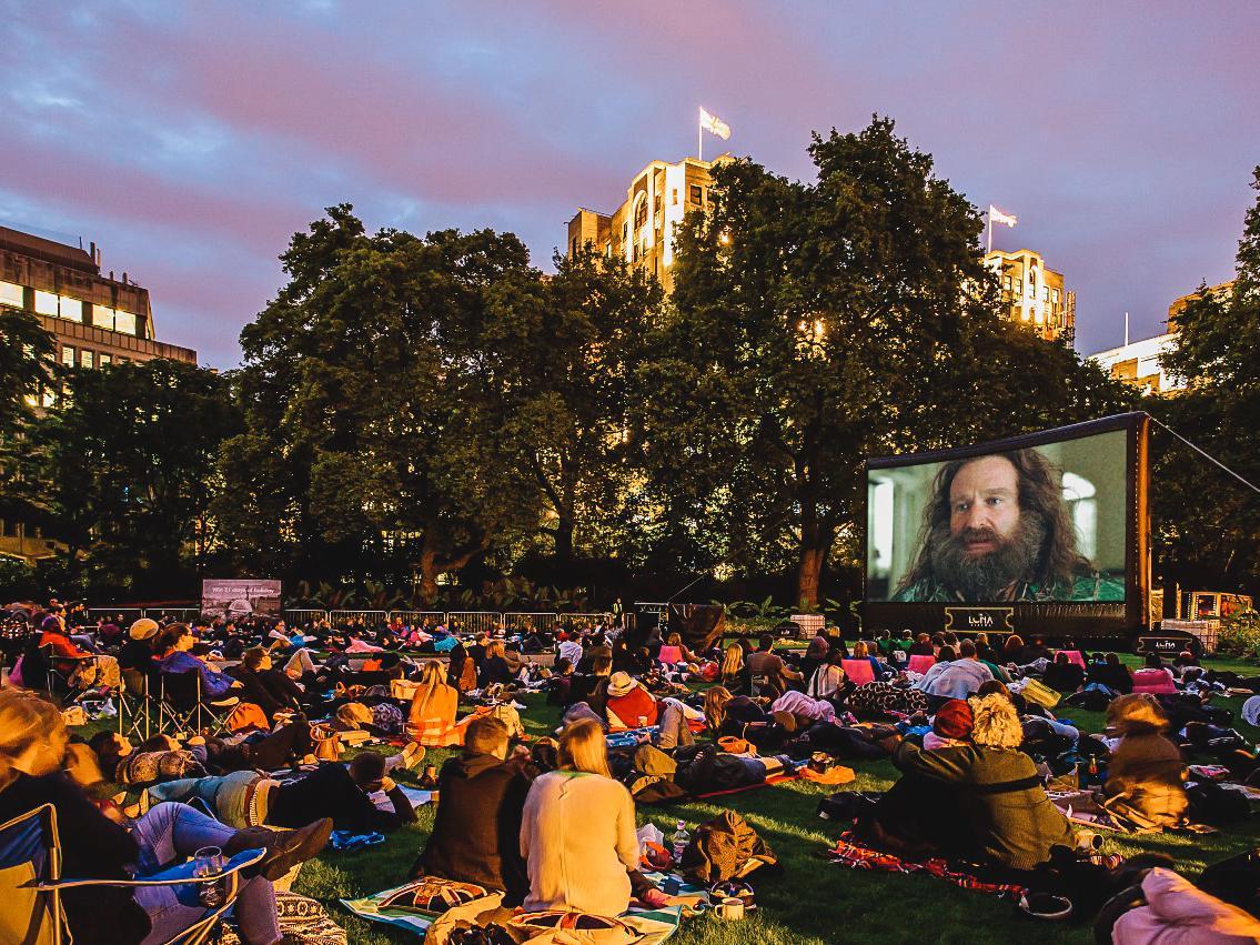 26 Outdoor Cinemas to Turn Your Movie Night Into an Adventure