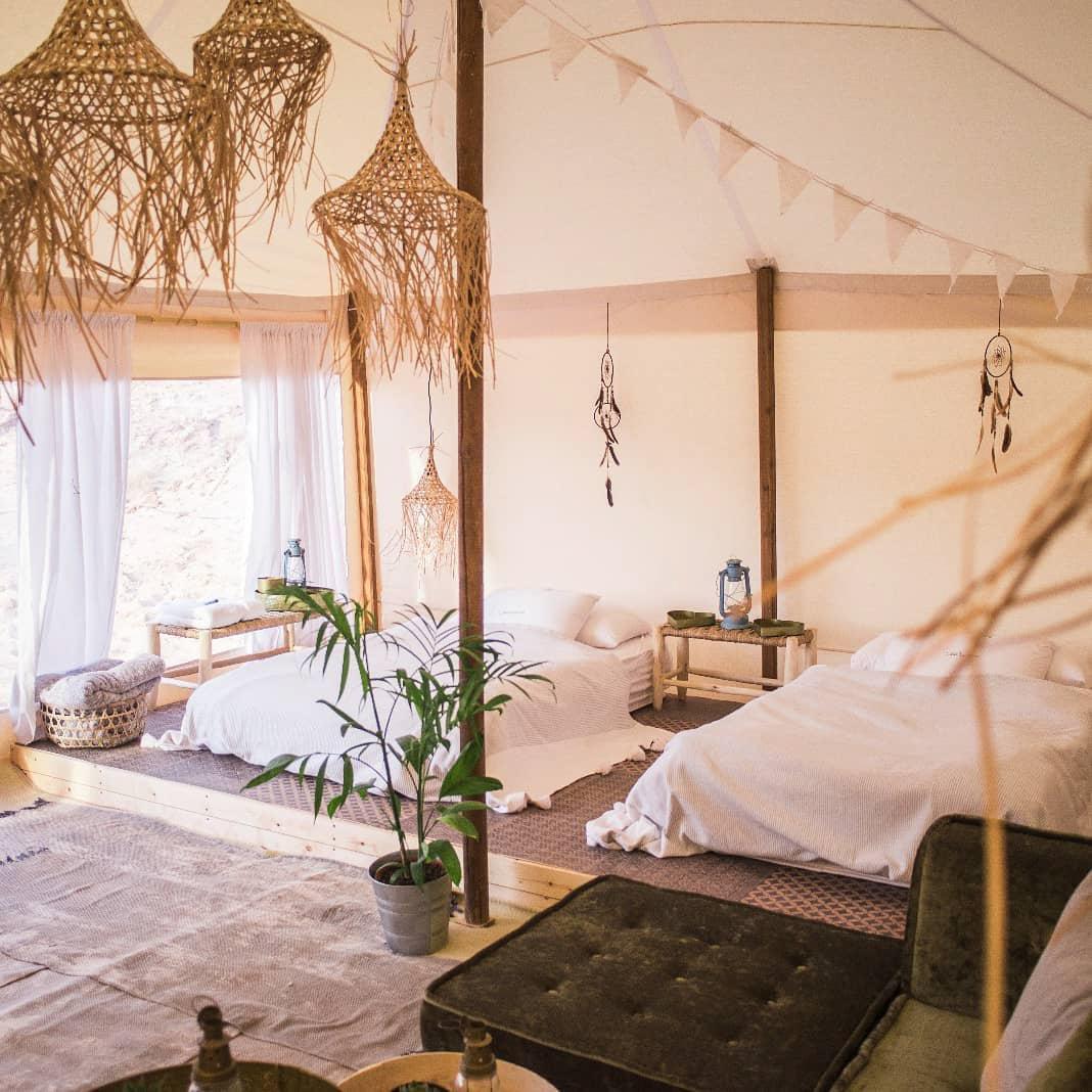 浪漫的野外露营 帐篷酒店Happy Glamper Co.