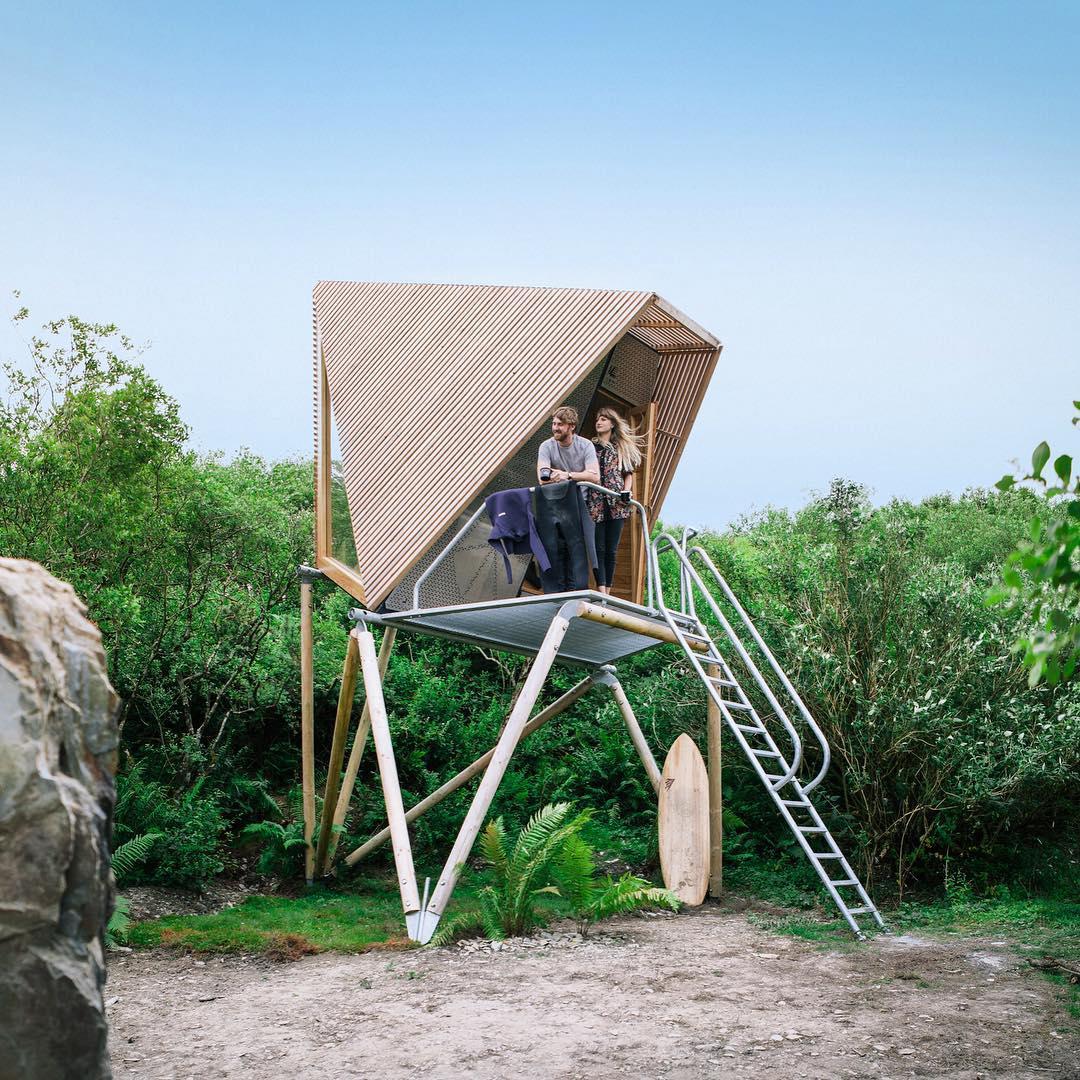 浪漫的野外露营 帐篷酒店库德瓦