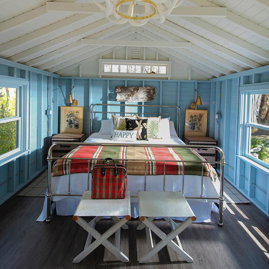 浪漫的野外露营 帐篷酒店桑迪·派恩斯