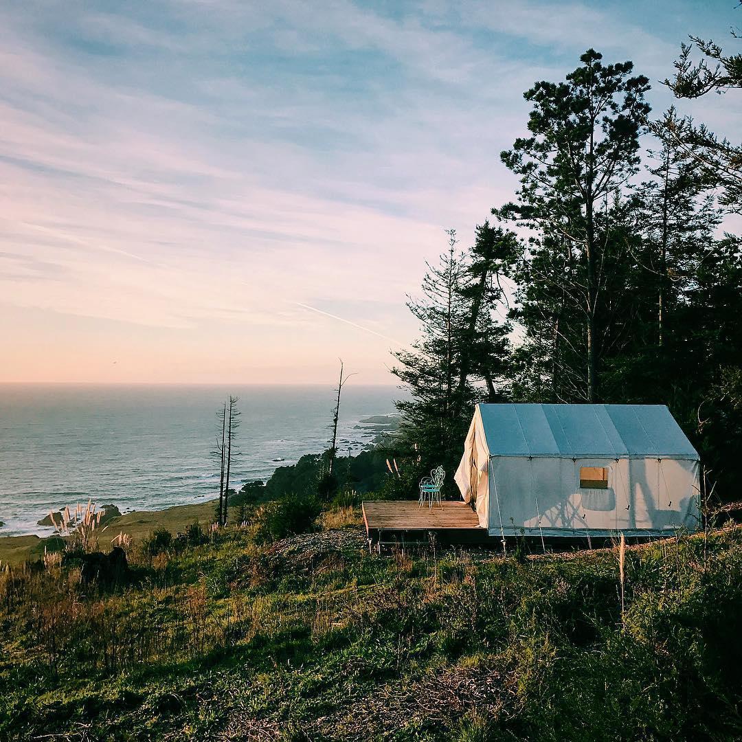 浪漫的野外露营 帐篷酒店Terra豪华露营