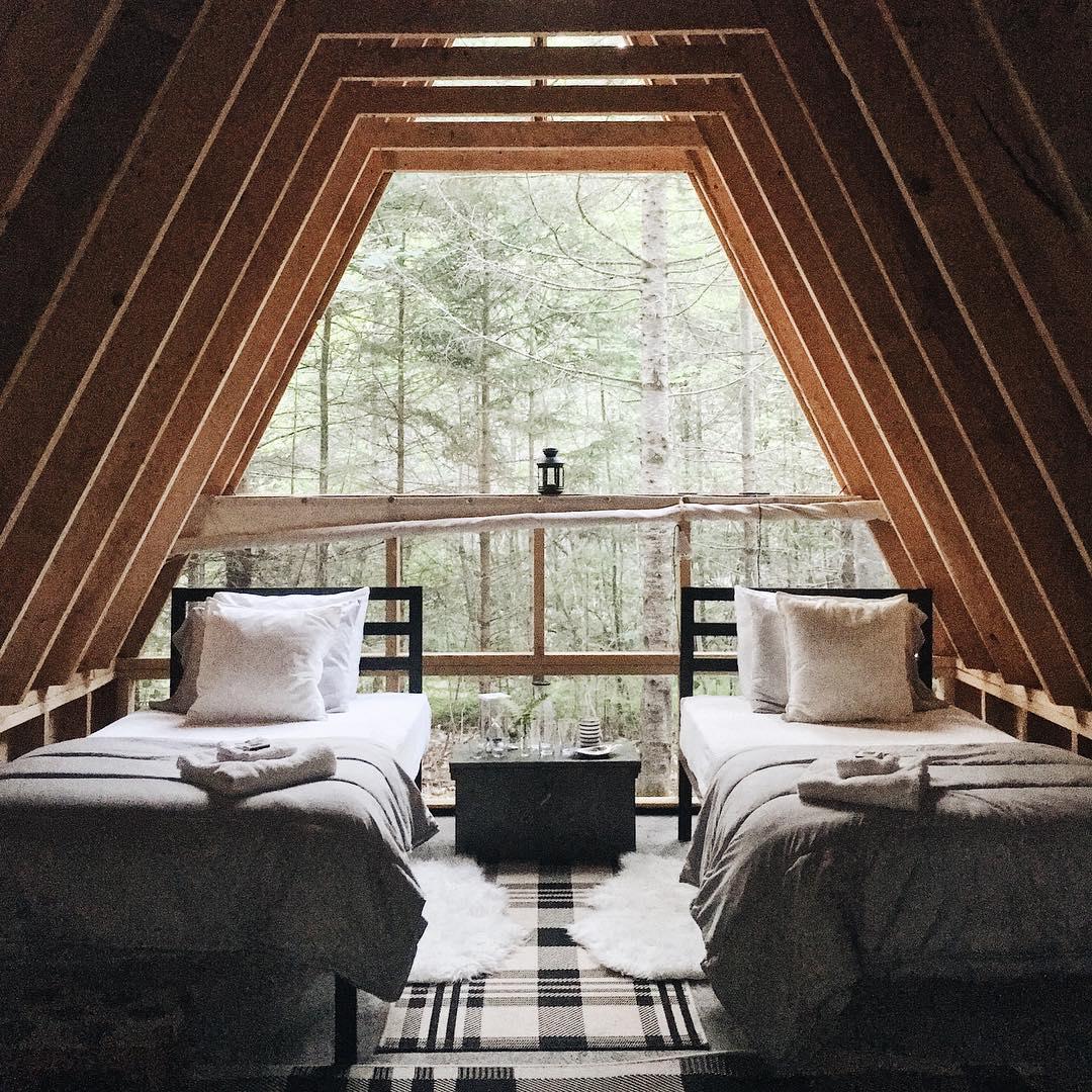 浪漫的野外露营 帐篷酒店托普农场