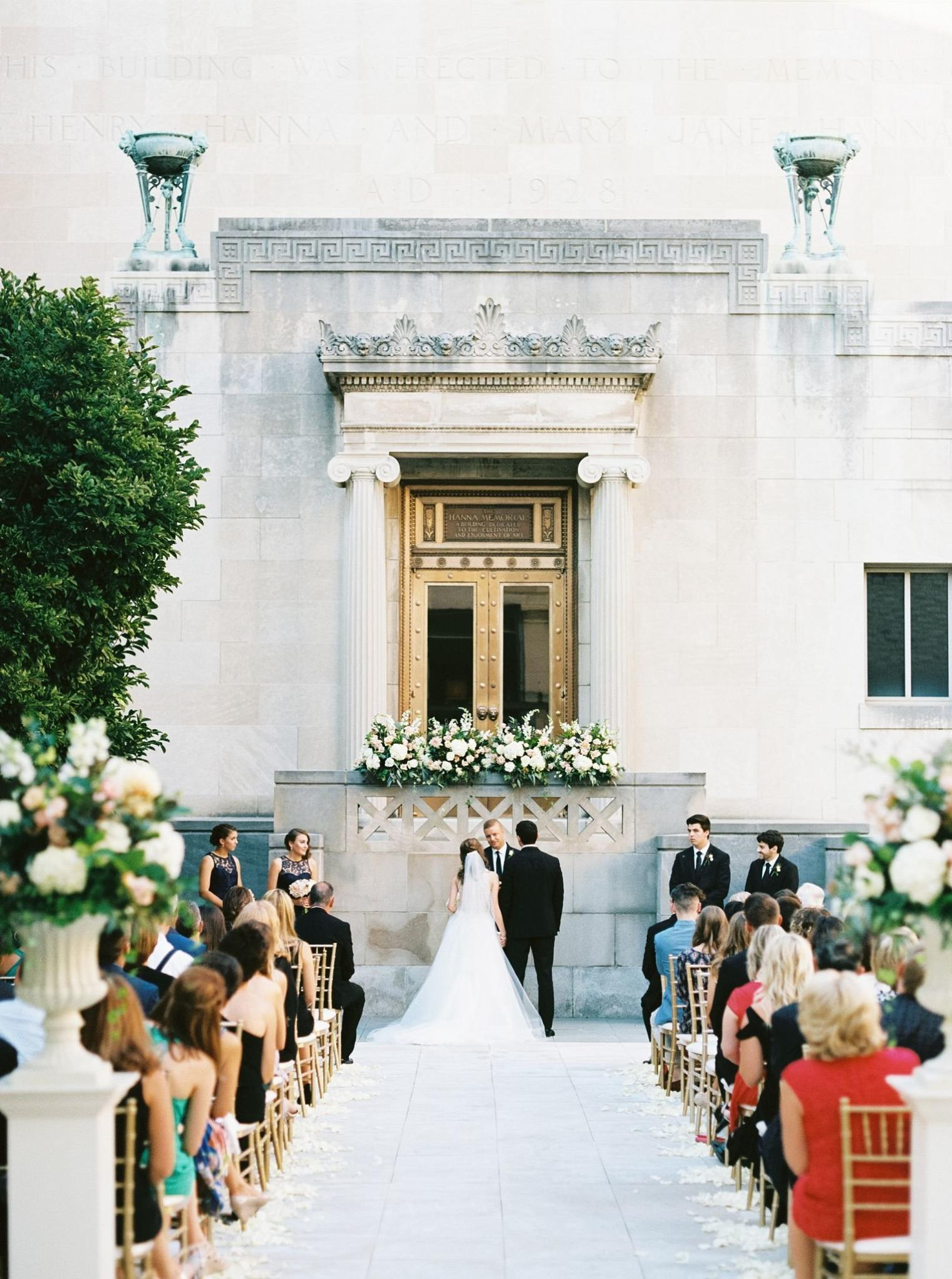 23 Of Ohio S Top Wedding Venues
