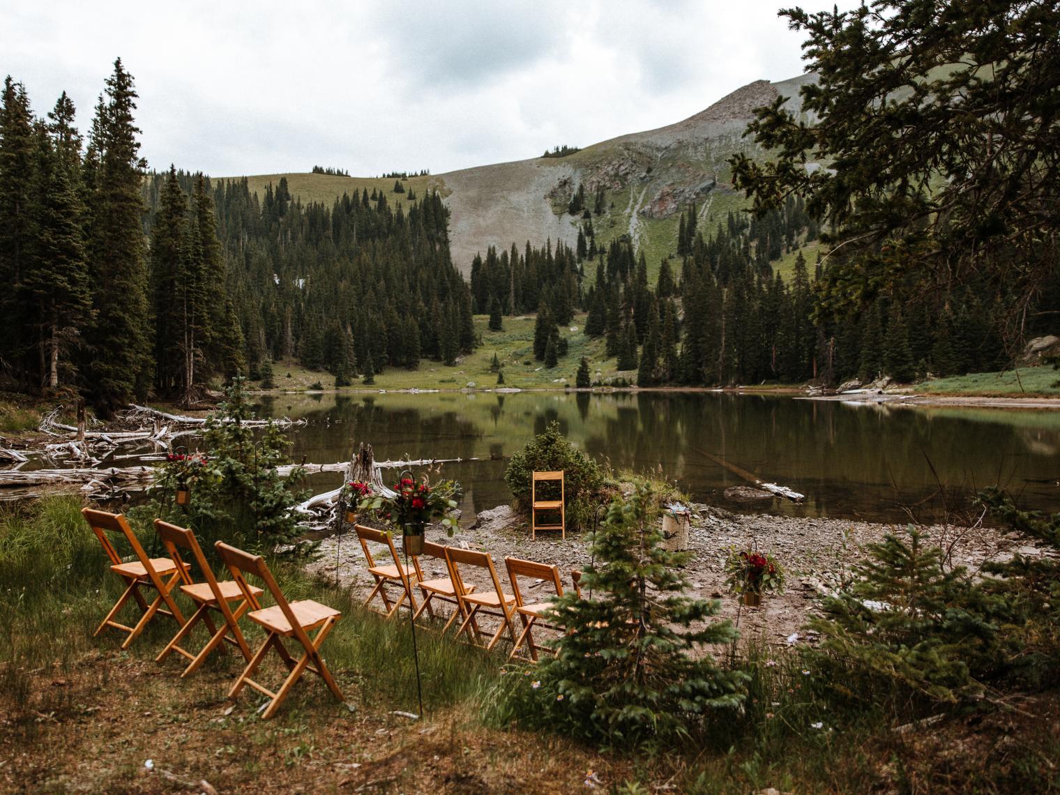The Most Breathtaking Wedding Venues in Colorado