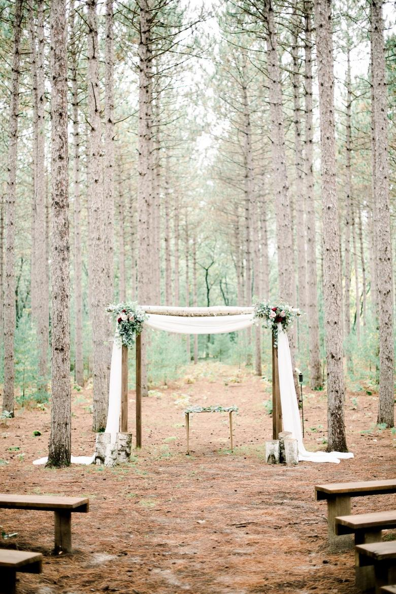 Magical Forest Wedding Venues You'll Want to Get Lost In