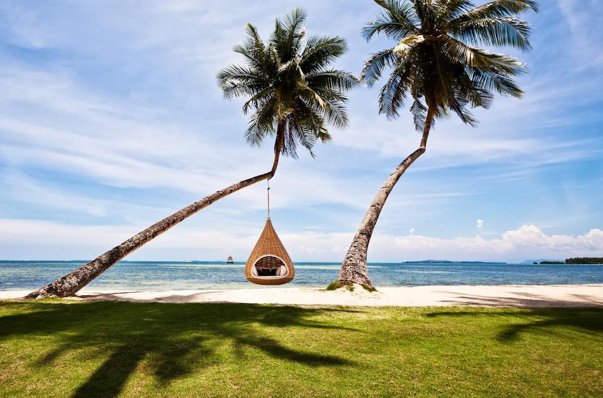 贝壳酒店帐篷 贝壳酒店帐篷客酒店 在菲律宾学习冲浪课程