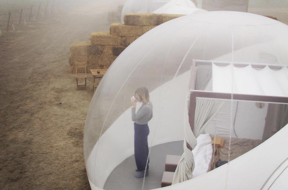 贝壳酒店帐篷 贝壳酒店帐篷客酒店 在这些偏远和最小的小屋进行户外探险