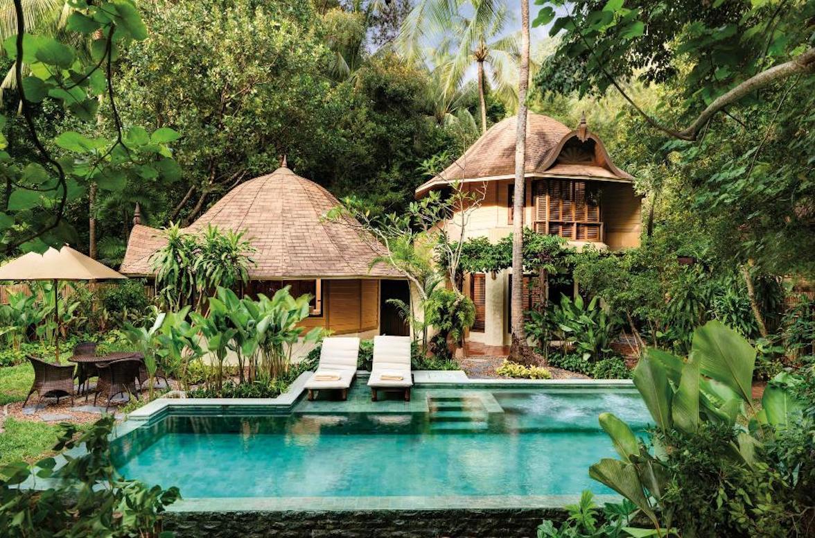 贝壳酒店帐篷 贝壳酒店帐篷客酒店 睡在椰子林中,在山洞里吃饭!
