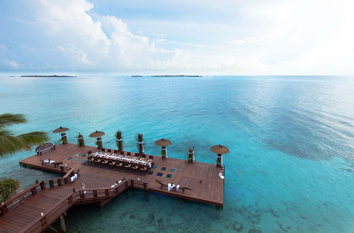David Copperfield Island Resort Rates
