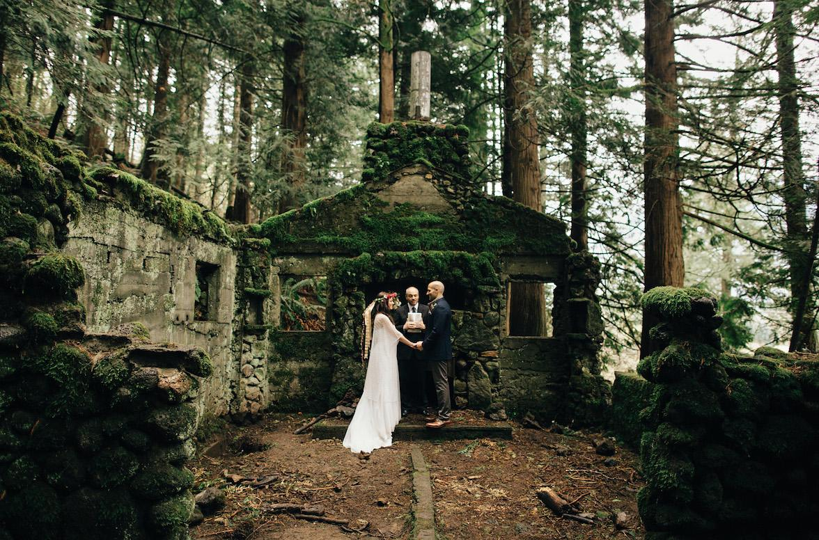 22 Of Oregon S Most Naturally Beautiful Wedding Venues