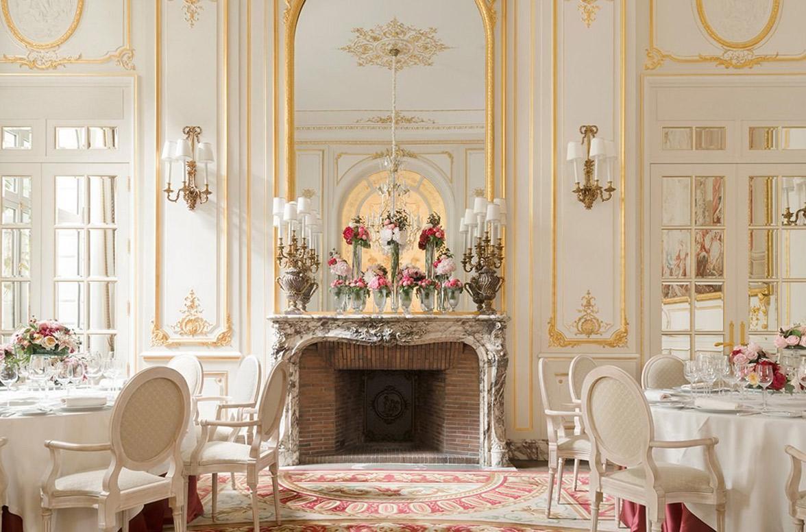 25 Impossibly Romantic Parisian Wedding Venues