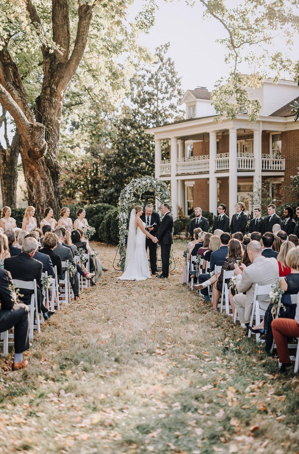20 Swoon Worthy Wedding Venues In Tennessee