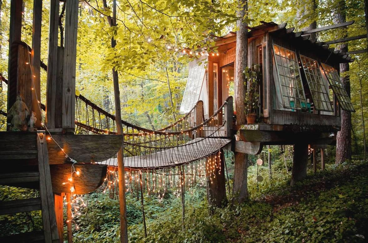 Most Amazing Treehouses Ever Built