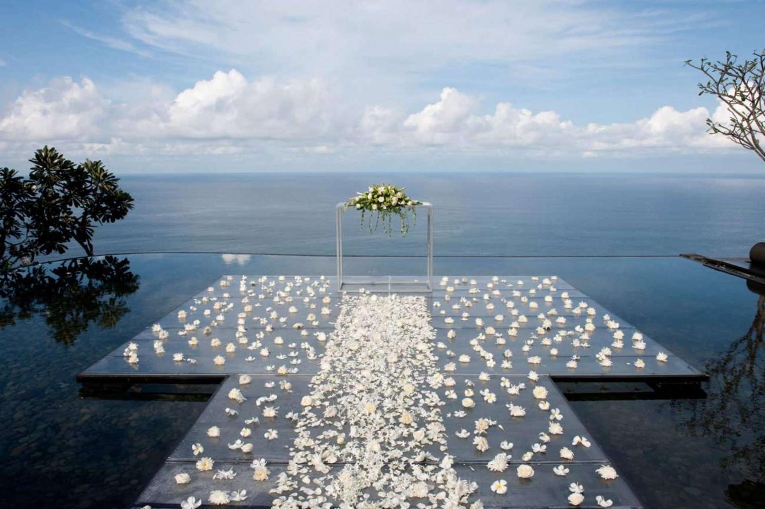 15 Exotic & Unknown Wedding Locations