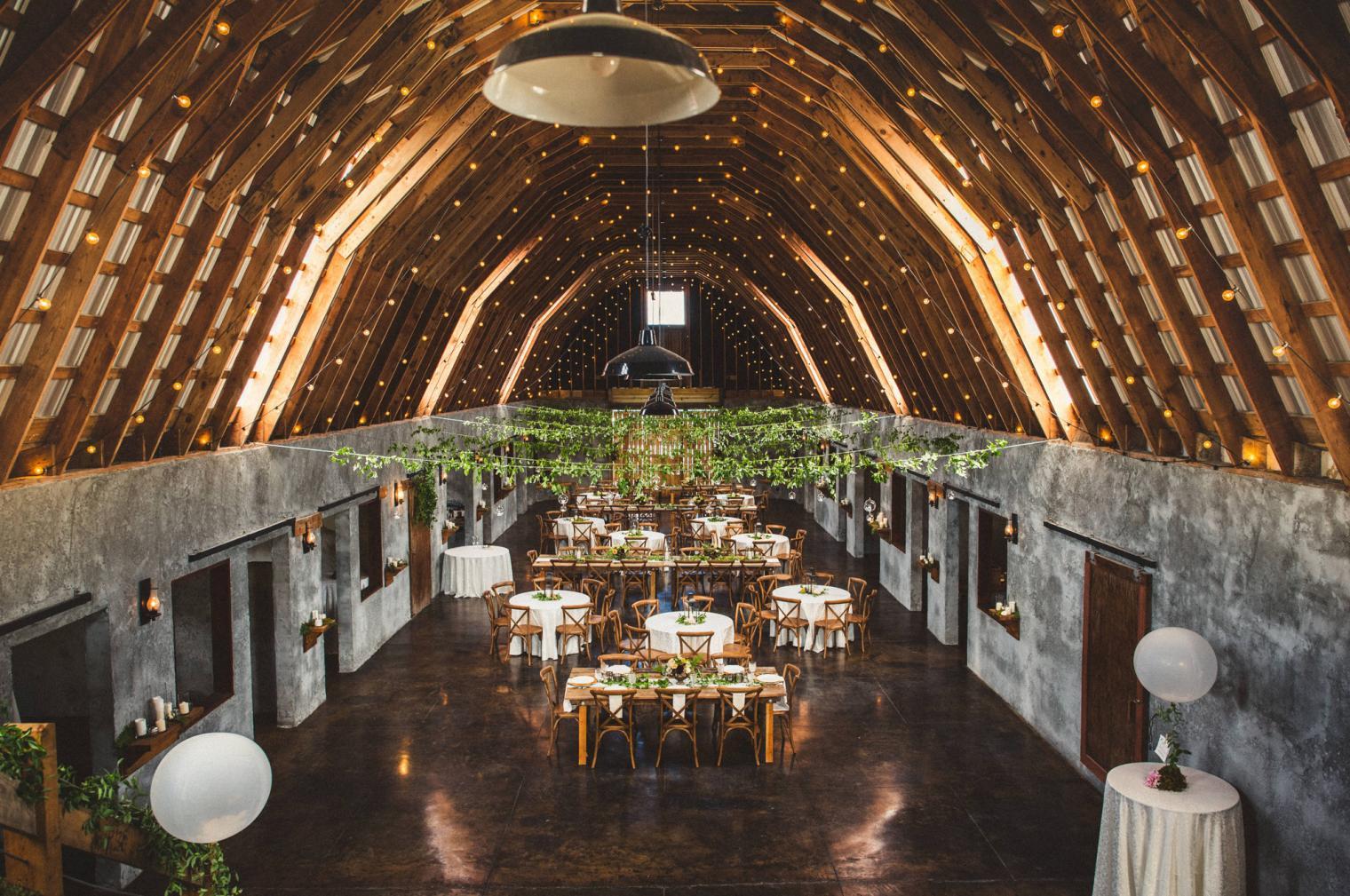15 Whimsical Wedding Venues in North Carolina