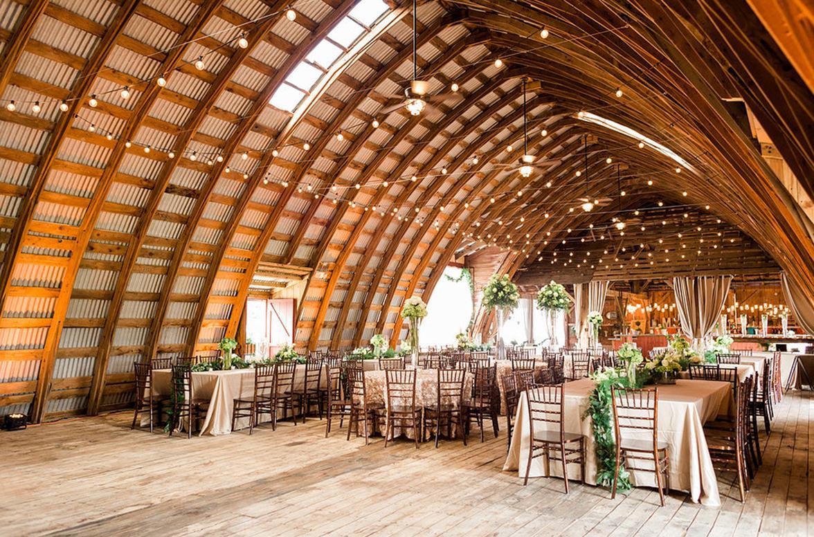Woodsy Raw Upstate New York Wedding Venues