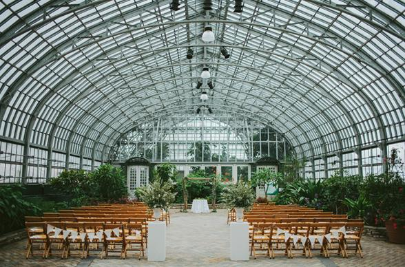 Top Glasshouses, Greenhouses and Conservatory Venues in the