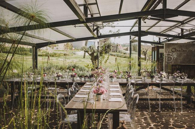 Cool Outdoor Wedding Venues Across Canada: Top Glasshouses, Greenhouses And Conservatory Venues In