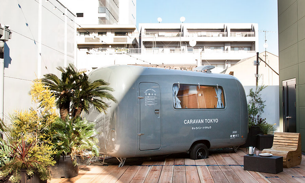 14 Airstreams for Open Road Glamping