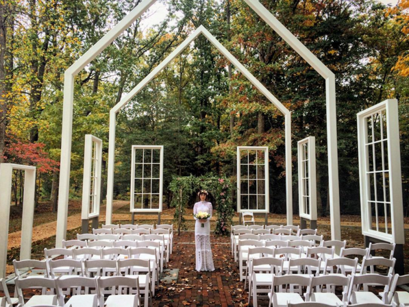 The Locations Of The Most Memorable Celebrity Weddings Of 2015
