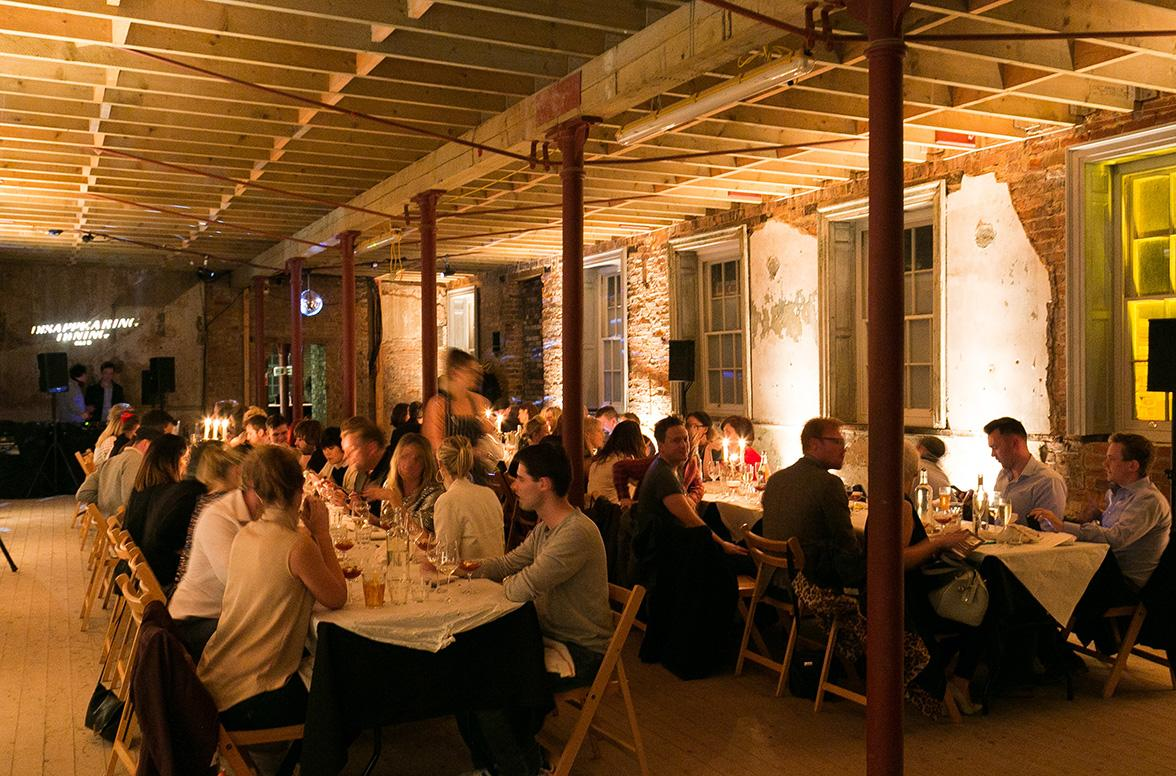 Top 20 Supper Clubs & Pop-Up Dining Experiences