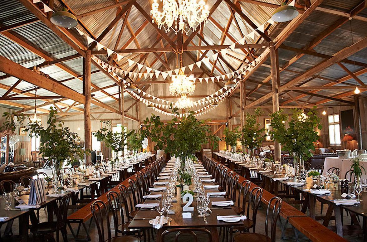 35 Beautiful Australia Barn Farm And Homestead Wedding Venues