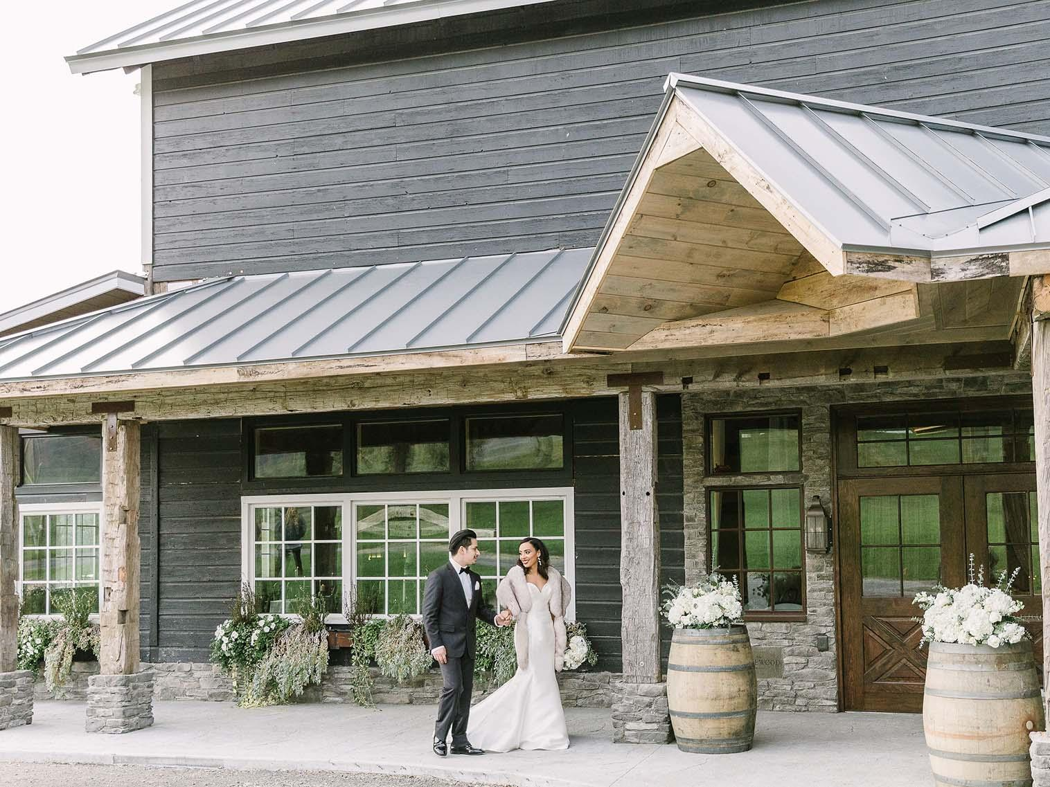 New York State's Best Wedding Venues